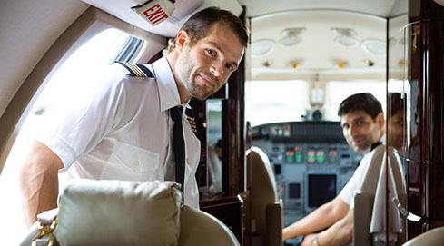 L'anglais de l'aviation